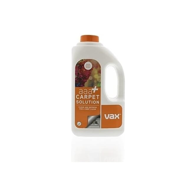 Vax AAA+ Standard Carpet Solution, 1.5L