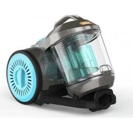 AWC02 Power 3 Pet Bagless Cylinder Vacuum