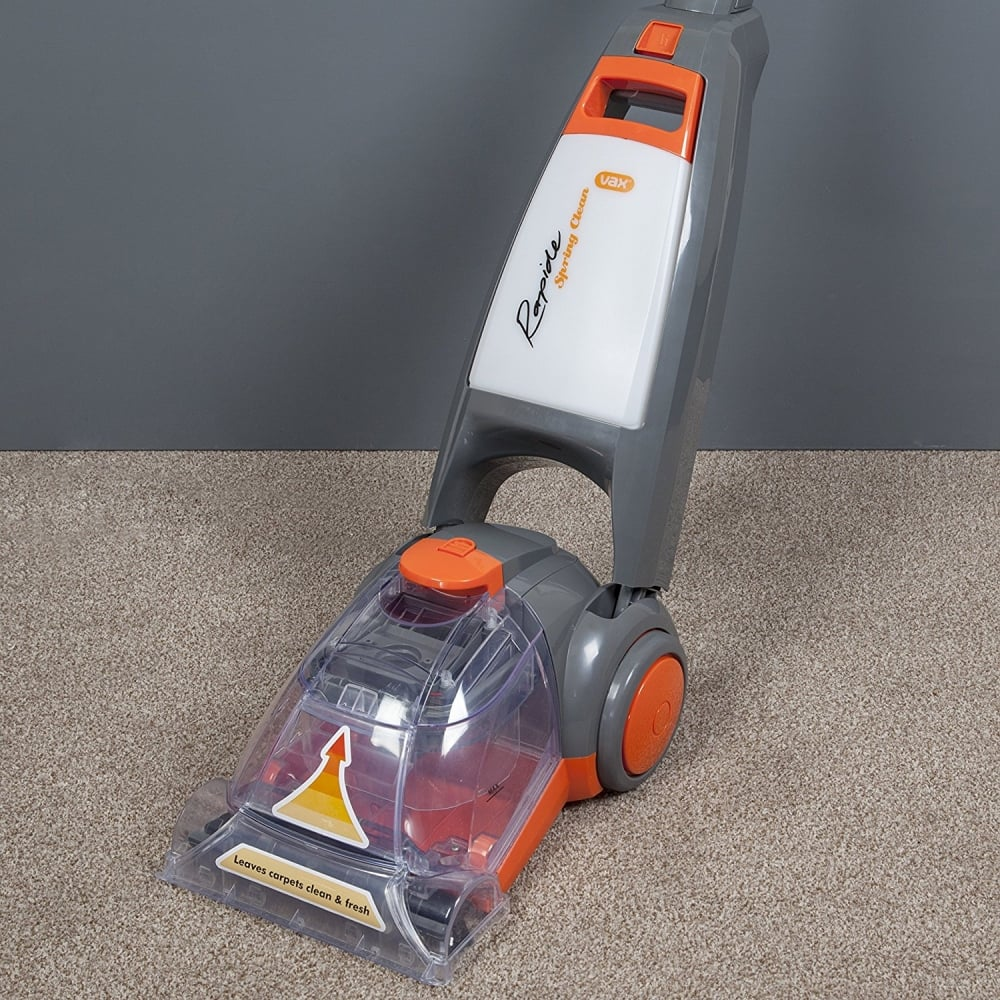 Vax W91 Rapide Spring Clean Carpet Washer Vax From