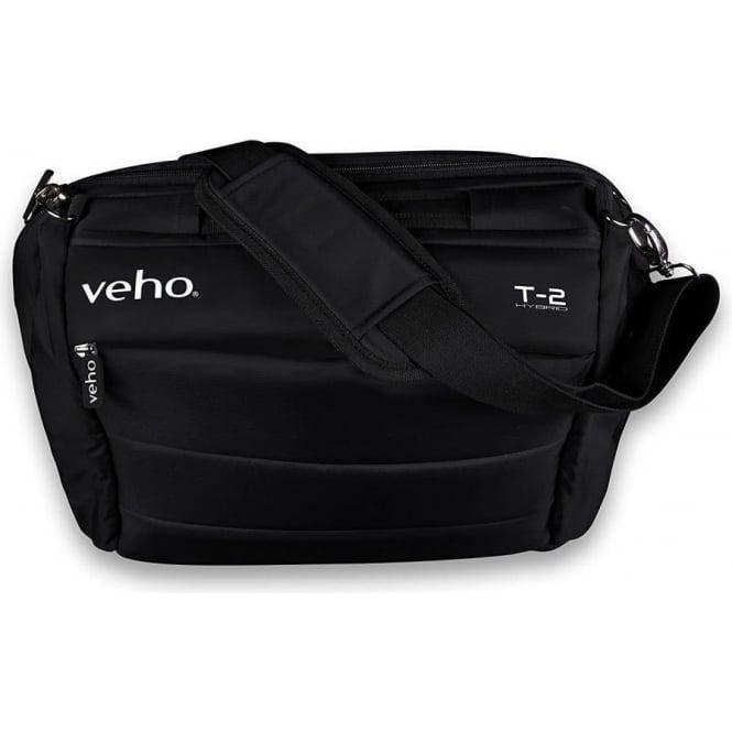 Veho VNB-001-T2 Laptop bag 15.6 | Laptop Backpack | Laptop Rucksack | Notebook Messenger Bag | Padded Macbook Bag | Back pack Hybrid