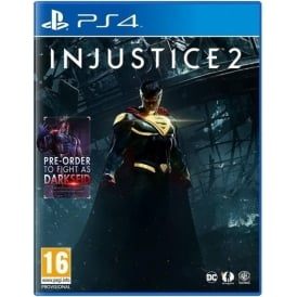 In Justice 2 PS4