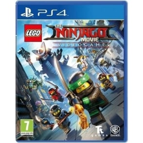The Ninjago Movie PS4