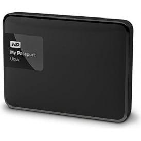 My Passport Ultra 1 TB Portable USB 3.0 External Hard Drive for Mac