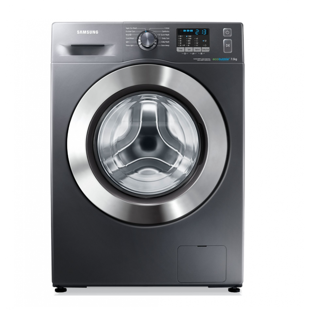 samsung wf70f5e2w4x ecobubble washing machine jersey free next day delivery. Black Bedroom Furniture Sets. Home Design Ideas