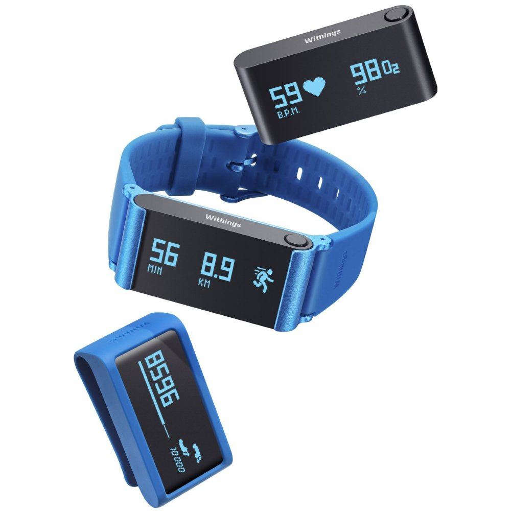 Heart rate apps such as pulse phone and heart rate -  Withings Pulse Ox Activity Sleep Heart Rate And Spo2 Tracker For Ios And Android