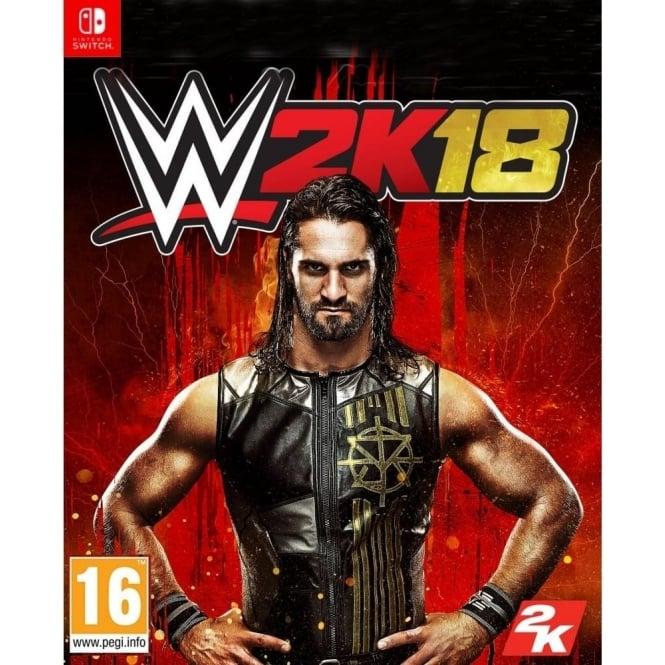 2K WWE 2K18 Nintendo Switch