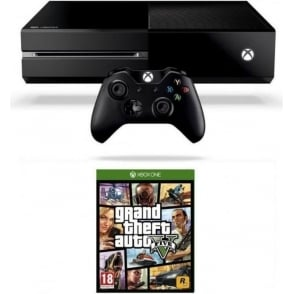Xbox One 500GB & GTA V