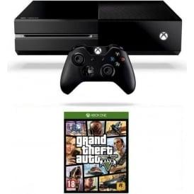 Xbox One 500GB & GTA V