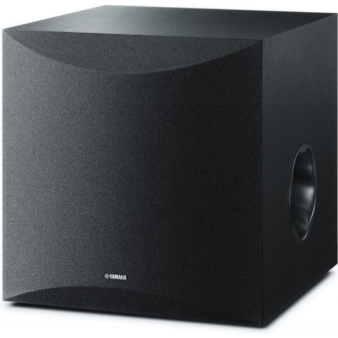 "Yamaha NSSW100 Powered Subwoofer with 10"" Driver"