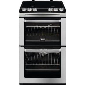 55cm Cooker, Stainless Steel