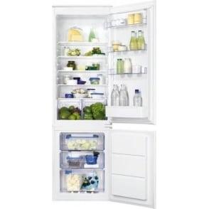 ZBB28651SA Frost Free Integrated 56cm A+ Fridge Freezer, White
