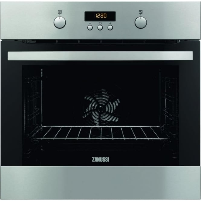Zanussi ZOP37962XA Single Built In Electric Oven