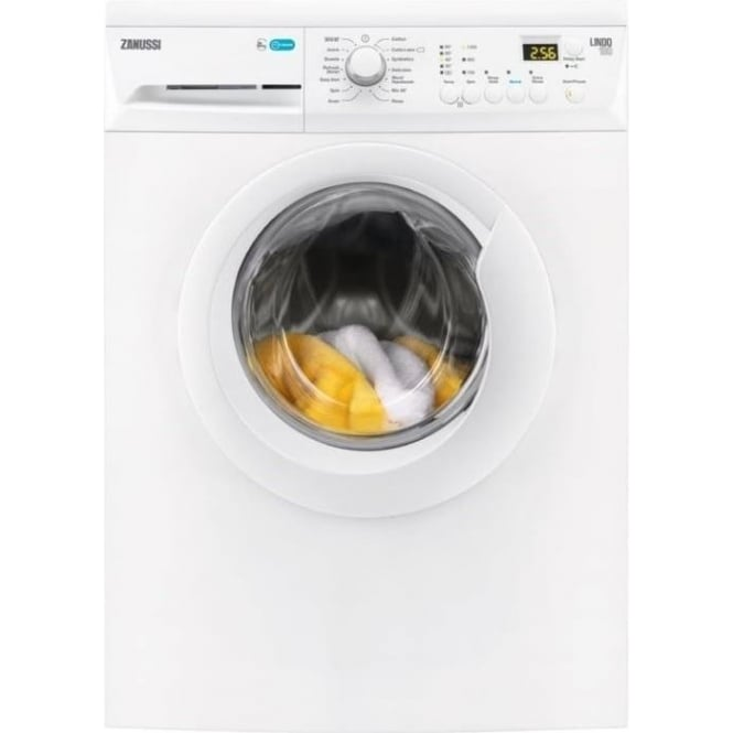 Zanussi ZWF81243W 8kg, 1200rpm, A+++ Freestanding Washing Machine, White