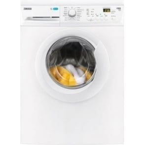 ZWF81243W 8kg, 1200rpm, A+++ Freestanding Washing Machine, White