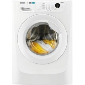 ZWF91283W XXL Drum, Lindo 300 9kg, 1200rpm, A+++,  Freestanding Washing Machine , White