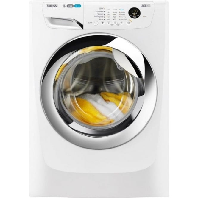 Zanussi ZZWF01483W 10kg 1400prm, A+++ -20% Washing Machine, White