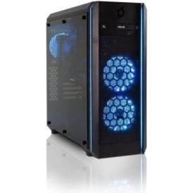 Ventus Gaming Desktop PC Core i7, 16GB RAM, 2TB HHD + 128GB SSD, GeForce GTX 1080Ti, Win 10